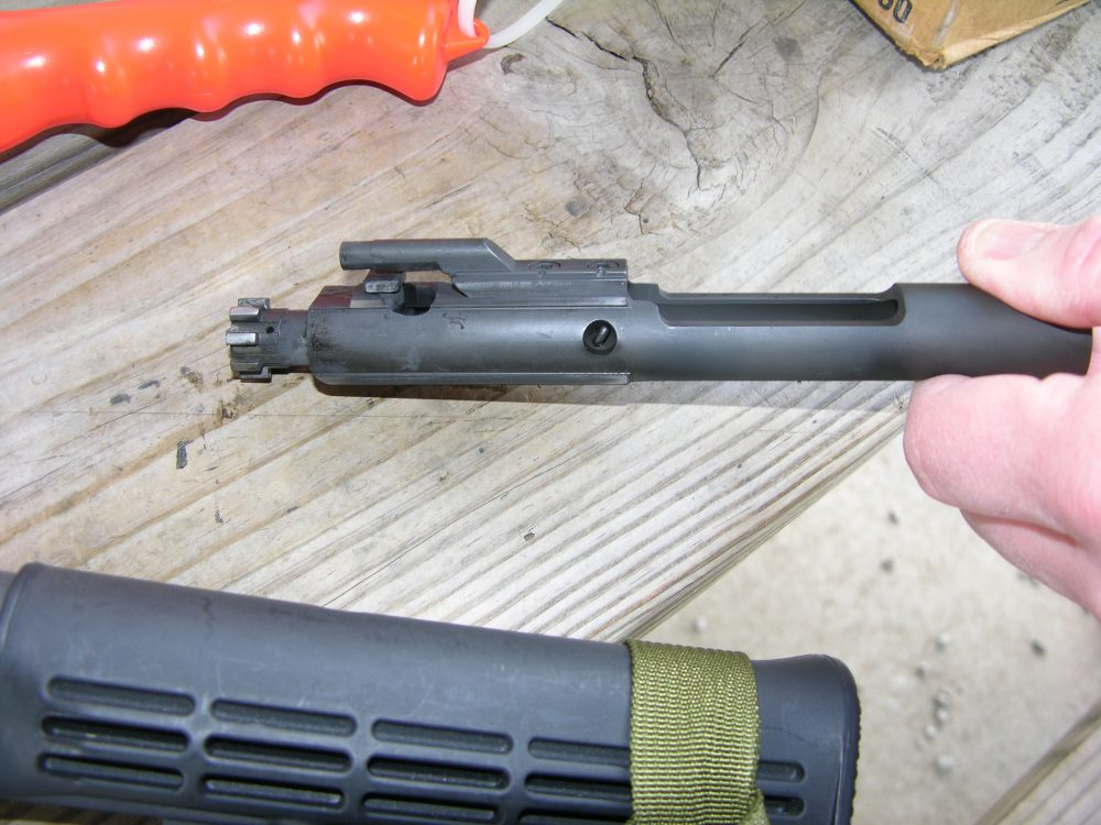 Lube alone would have kept the gun running, but replacing wear items at regular intervals will keep it running