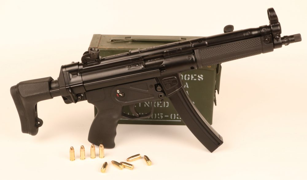 Zenith Z-5 is a perfect semiautomatic rendition of the original MP5