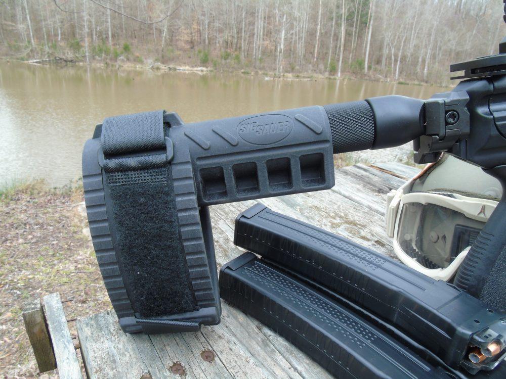 SIG Pistol Stabilizing Brace