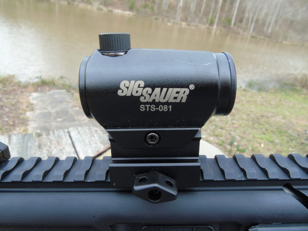 SIG Sauer STS-081 sighting device