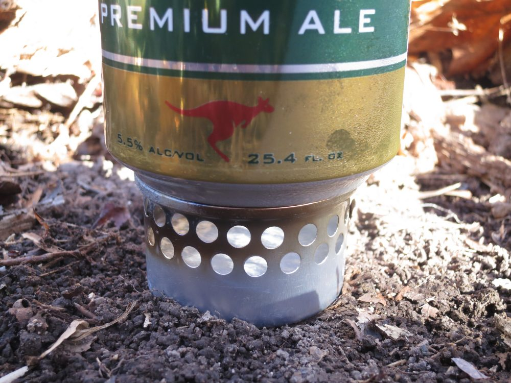 Easy to make and easy to fuel in times of trouble, Super Cat stove is a mainstay of lightweight backpackers and preppers alike.