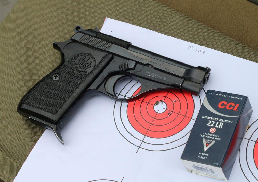 Guerrilla Armament Beretta 71