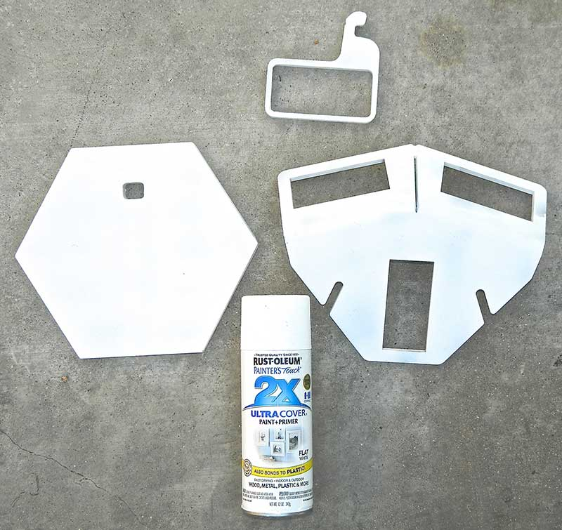 Painting steel targets increases contrast with a firearm's sights, makes hits easier to spot, and prevents rust. Rust-Oleum allows good coverage without having to touch up spots, saving valuable range time.
