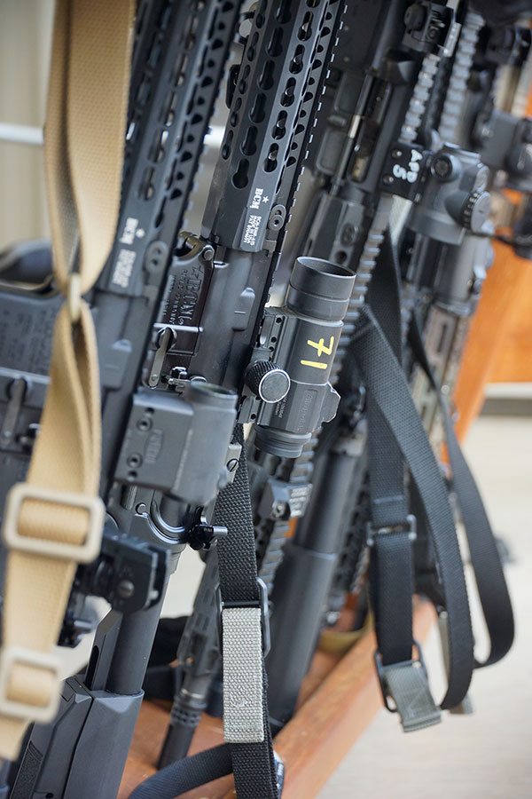 """When faced with multiple home invaders, what would you consider """"enough gun""""?"""