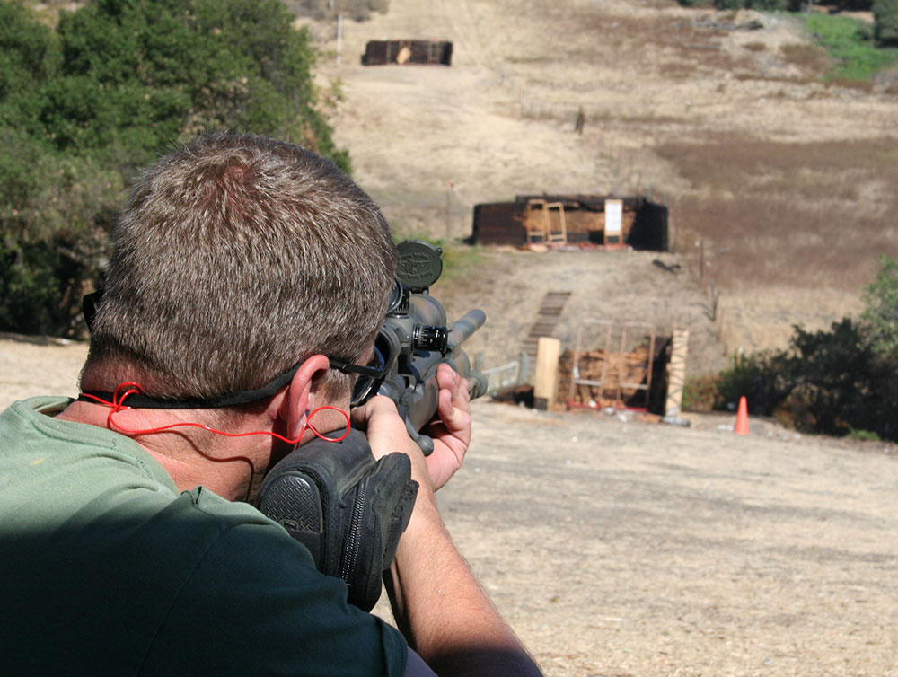 Practice makes perfect. Are you practicing good weapons maintenance?