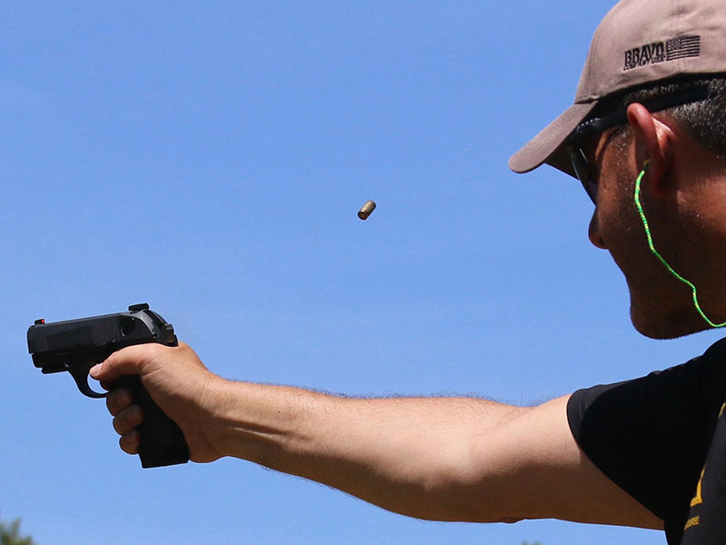 Shooting well with the single hand requires a mindset change and training focus for most shooters.