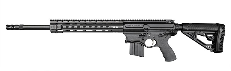 Big Horn Armory AR500 as it ships from factory.