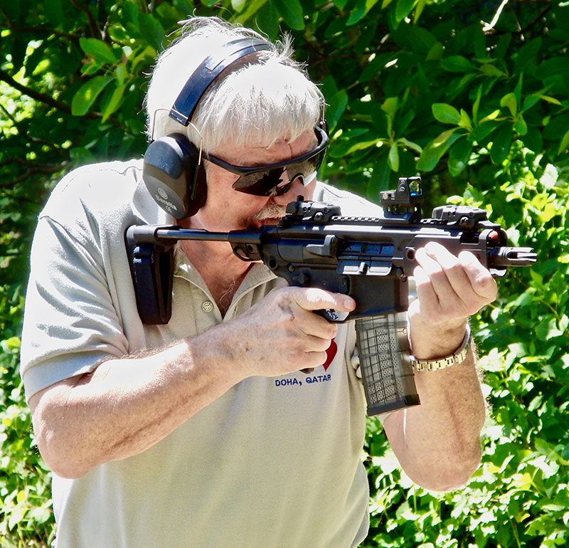 SIG Sauer Rattler is as compact as an SMG but more powerful at longer ranges, and it is not an NFA weapon.