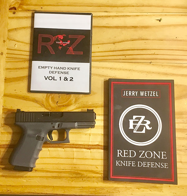 Red Zone Knife Defense DVD and book are a good place to start for those who are unable to immediately train under a Red Zone certified instructor.