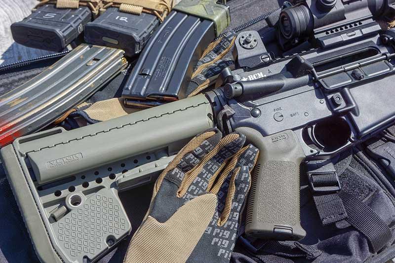 Handgun, shotgun, carbine: If you use it to defend your home, it's a home-defense gun.