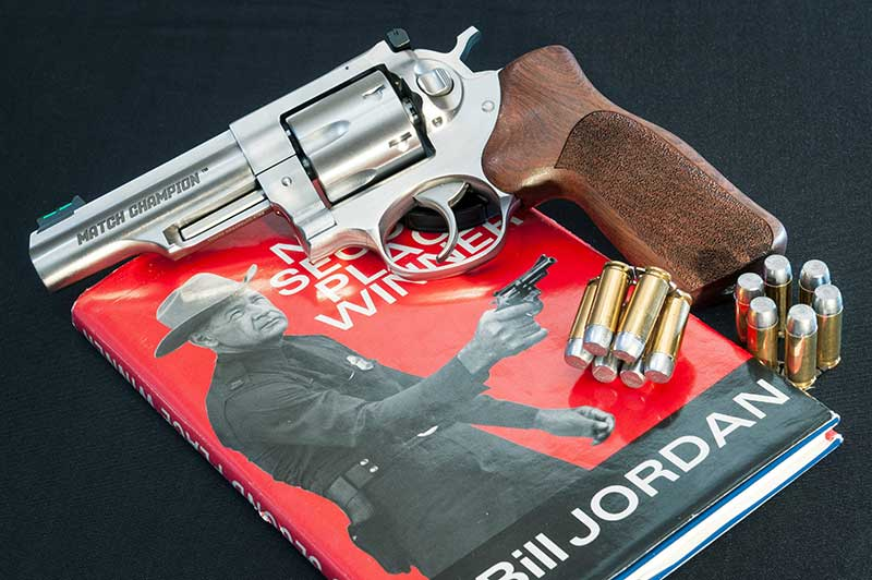 10mm will deliver performance Jordan called for with Montana Bullet Works 200-grain WFN.